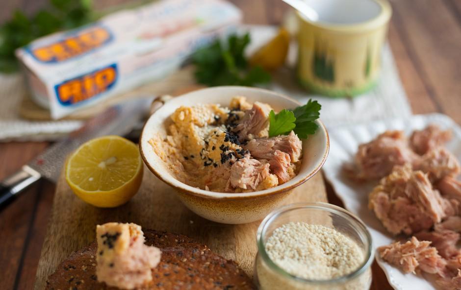 Preprost in okusen prigrizek, ki si ga privoščite pred ali po treningu (foto: Anina kuhinja zasebni arhiv)