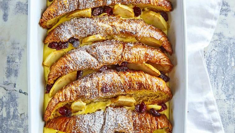 Francoski kruhov narastek (foto: Profimedia)