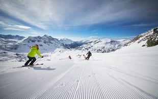 Obertauern: dovolj blizu in dovolj visoko