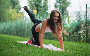 Zato motivacija za vadbo nikoli ne sme biti (samo) idealna postava