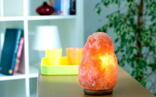 9 pozitivnih lastnosti himalajske solne svetilke