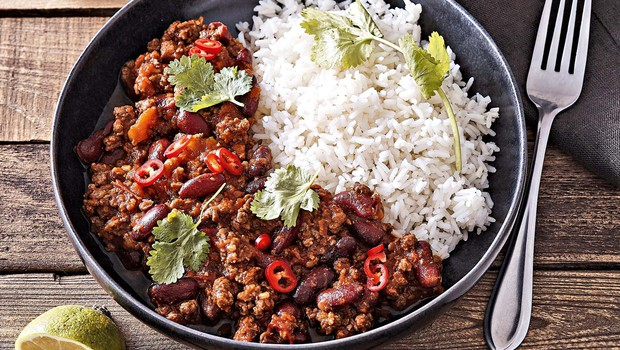 Chilli con carne z rižem (foto: Profimedia)