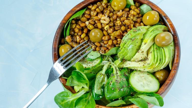 7 najboljših virov beljakovin v veganski in vegatarijanski dieti (foto: Profimedia)