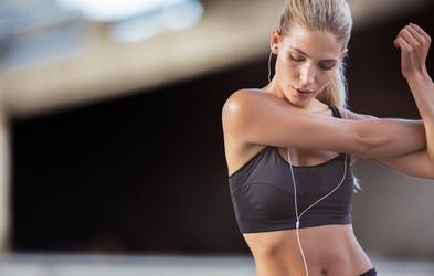 VIDEO: 1 vaja, ki lahko zmanjša tveganje za poškodbe med vadbo