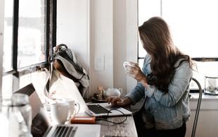 Ali sedenje v službi res izniči učinke vadbe?