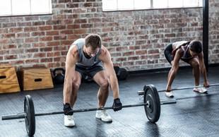 Tako intenziven trening vpliva na vaše telo!