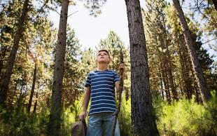 6 razlogov, zakaj bi morali otroci preživeti več časa v naravi