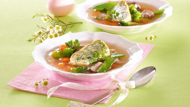 Puranja juha s koprivinimi fritati (foto: Profimedia)