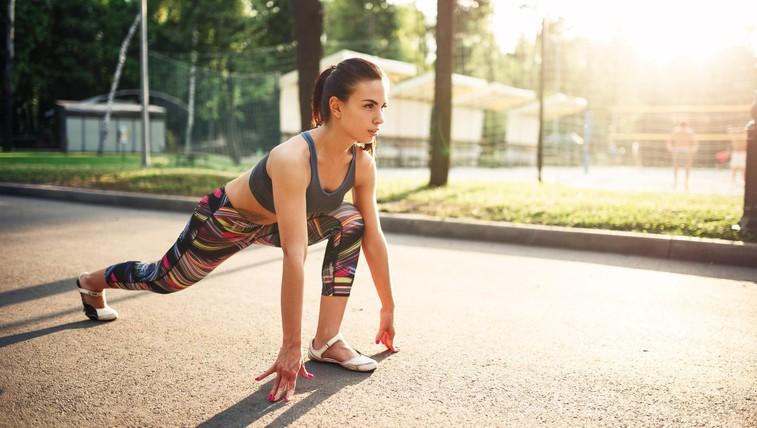 Kakšne prednosti bi imeli, če bi telovadili dvakrat dnevno? (in kdaj si to privoščiti) (foto: profimedia)