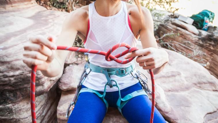6 življenjskih lekcij, ki se jih naučimo med plezanjem (foto: unsplash)