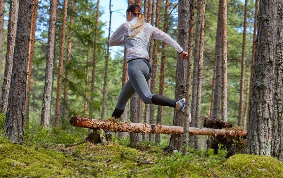 Vaja, ki bi jo morali vključiti tekači, ki želite izboljšati hitrost (foto: Profimedia)
