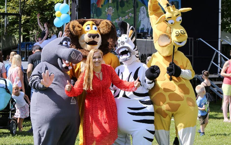 Vabljeni na Čarobni dan v Tivoli (foto: Promocijsko gradivo)