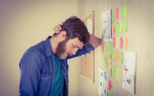 6 znakov, da ste čustveno izčrpani
