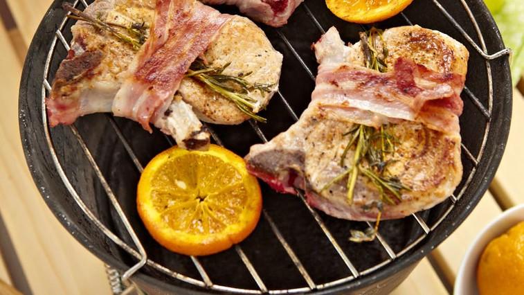 Svinjski kotleti s pomarančami (foto: Profimedia)