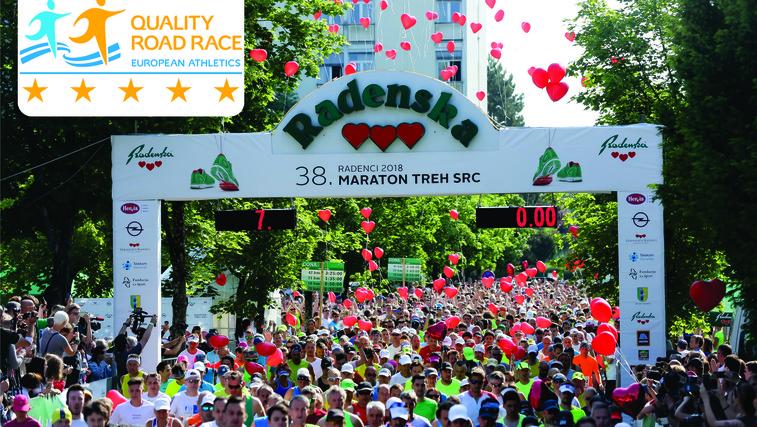 39. Maraton treh src (foto: Promocijsko gradivo)