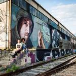 Grafiti.   Foto: Linz Tourismus - Robert Josipovic (foto: Austria.info)
