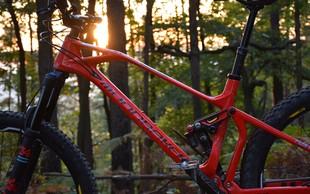Test gorskega kolesa: Moondraker Foxy carbon RP