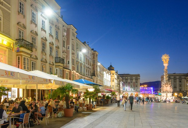 6 dobrih razlogov, zakaj morate doživeti mesto Linz