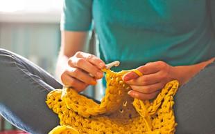 Kvačkanje izboljša spomin, koncentracijo in pomirja