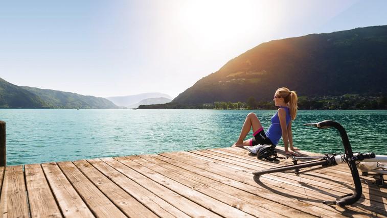 Najlepša avstrijska (gorska) jezera, v katerih se lahko poleti osvežite (foto: Region Villach Tourismus - Tine Steinthaler, Kärnten Werbung)