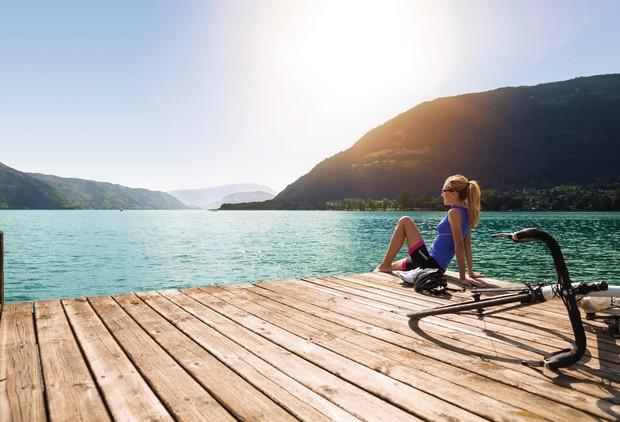 Najlepša avstrijska (gorska) jezera, v katerih se lahko poleti osvežite