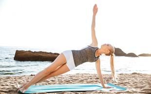Top trening za trebušne mišice in hitrejšo porabo maščob