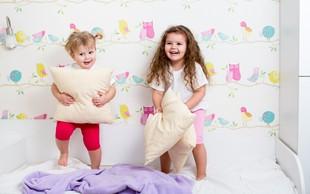 5 idej, kako se bolj sprostiti in zabavati z otroki