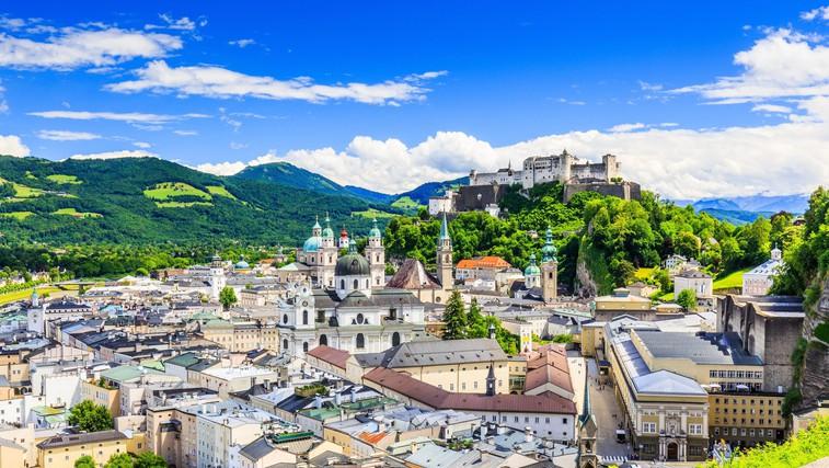 To so kotički, ki jih je vredno obiskati v Salzburgu (foto: Profimedia)