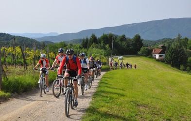 Gremo na največje in najbolj zabavno ekipno kolesarjenje v Sloveniji!