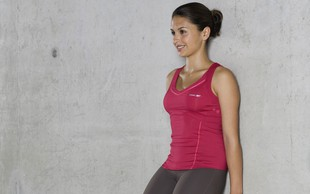 3-minutna vadba, s katero izboljšate telesno držo in preprečite bolečine v vratu, ramenih in križu