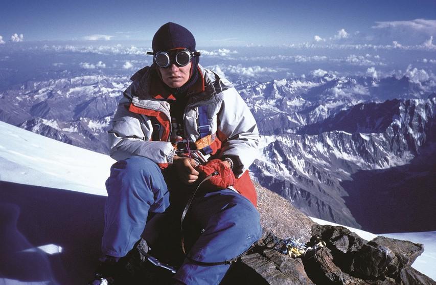Dokumentarni film in predavanje: Ženske na Himalaji