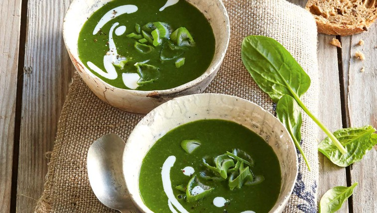 Špinačna juha (foto: Profimedia)