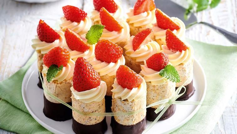 Jagodne tortice (foto: Profimedia)