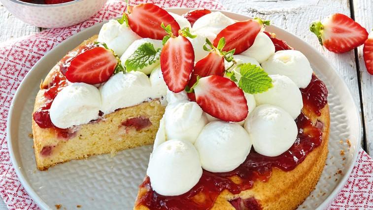 Jagodna torta (foto: Profimedia)