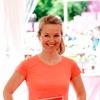 Tekačica Jasmina Kozina Praprotnik iz Urbanih tekačev je tekla na 10 km in darovala 12,500 korakov iniciativi Združimo korake
