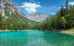 FOTO: Najlepša jezera Avstrije
