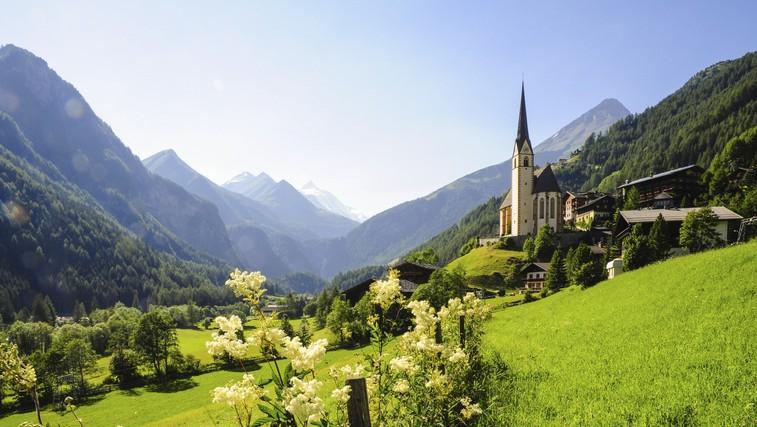 Idilične alpske vasice, ki jih enostavno morate obiskati (foto: Profimedia)