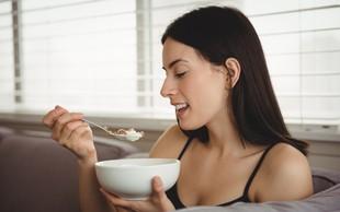 Ustvarjalne ideje za zajtrk s polnozrnatimi žitaricami
