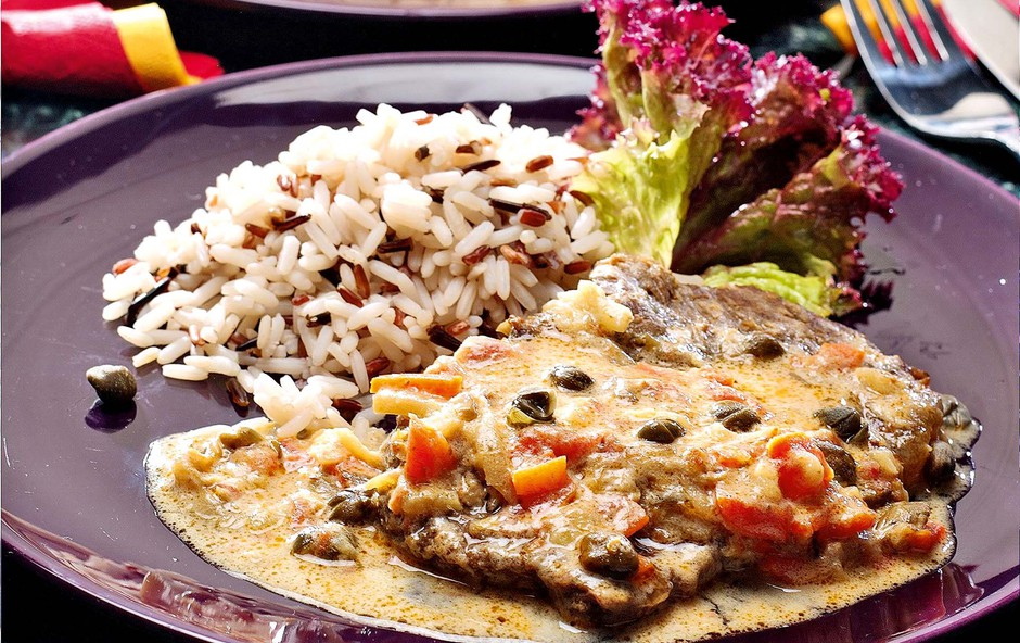 Bržolni steak a la Esterházy (foto: Profimedia)