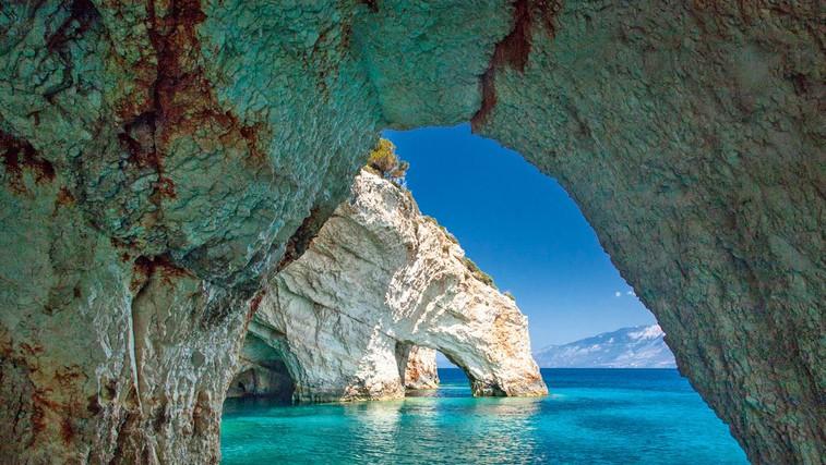 Najlepše morske jame v Evropi (foto: Shutterstock)