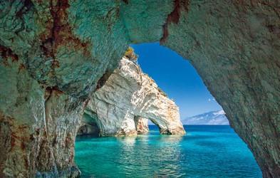 Najlepše morske jame v Evropi