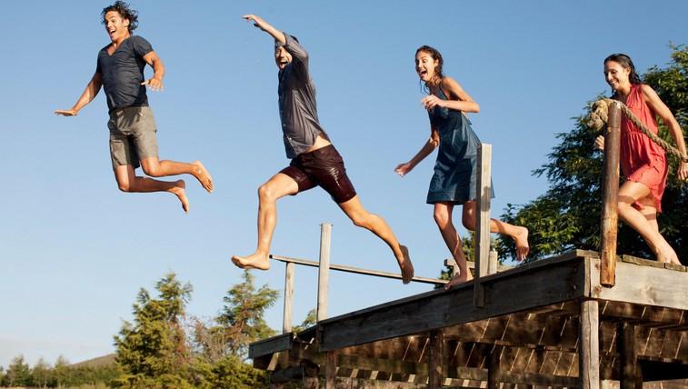 Zakaj je včasih dobro biti spontan in jo mahniti izven uhojene poti? (foto: profimedia)