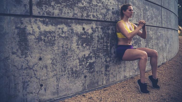 Kratek intenziven trening za oblikovanje mišic (foto: profimedia)