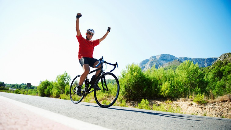 Slovarček za vse kolesarje začetnike (foto: Profimedia)