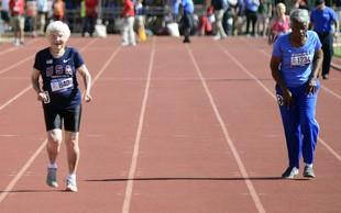 7 naukov 103-letne tekačice Julie Hawkins
