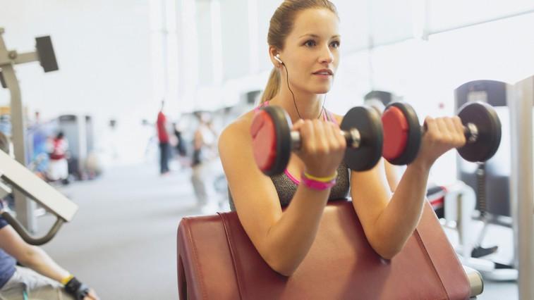 Ženske, ne izpuščajte treninga za roke (foto: profimedia)