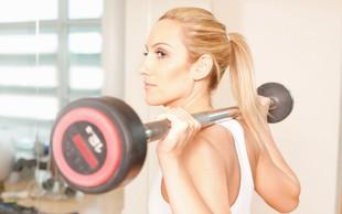 Ali namesto maščobe izgubljate mišice?