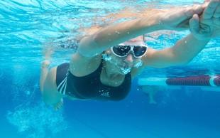 To so pozitivne posledice, ki jih ima vaše telo ob rednem plavanju