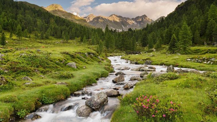 Ste že prehodili Alpe-Adria-Trail? (foto: profimedia)