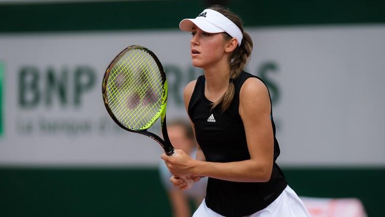 Slovenski »napad« na Wimbledon z najstnico Kajo na čelu (foto: Profimedia)